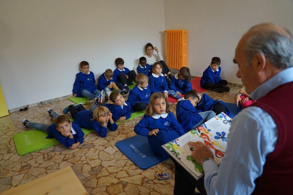 Saggi e Bambini in Tana