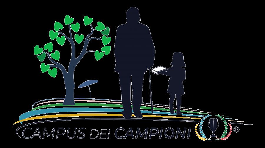 Logo Campus Dei Campioni marchio registrato