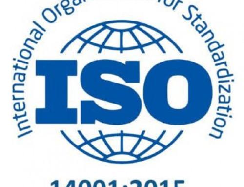 Certificazione ISO14001:2015 – cos'è e come ottenerla